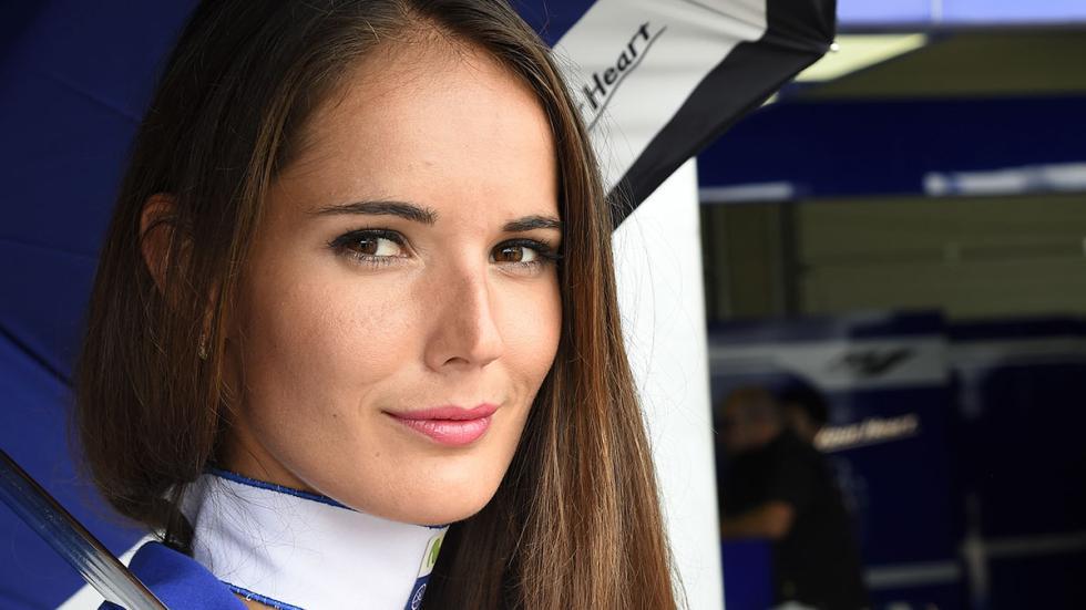 chicas MotoGP 8