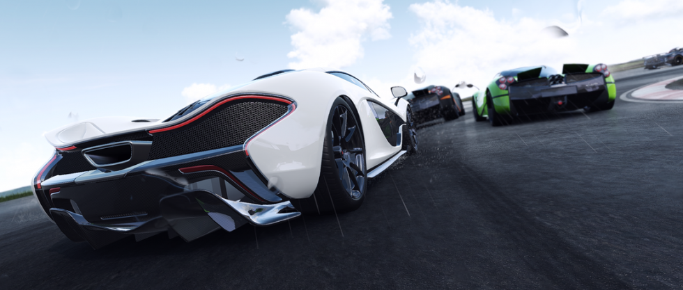 Supercoches en Project CARS: McLaren P1