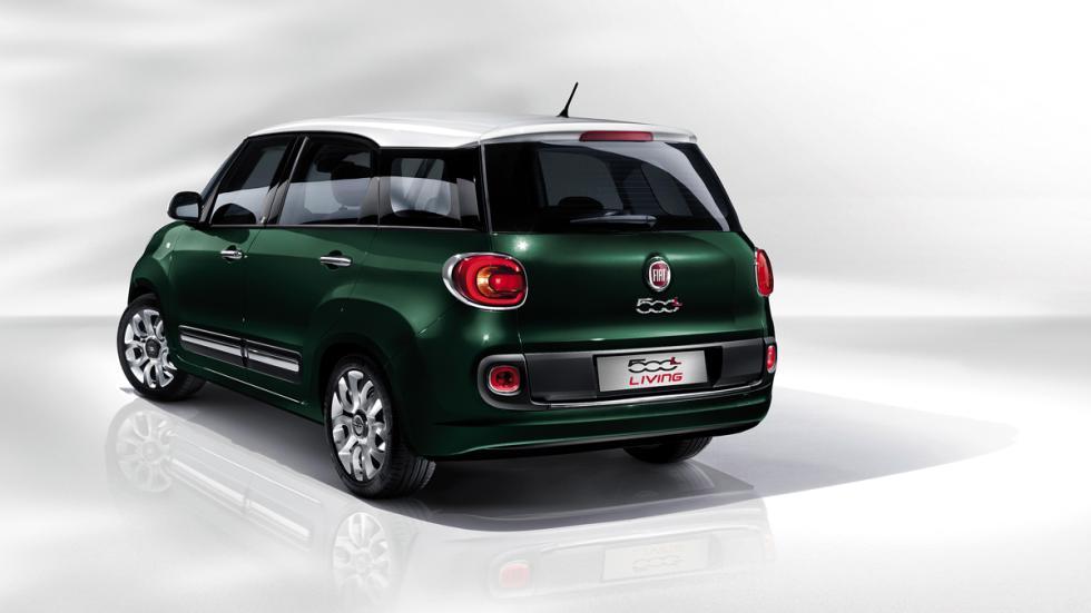 Fiat 500L Living Pop Star