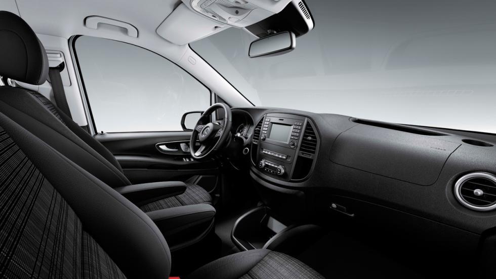 Nueva Mercedes Vito 2014 - Interior