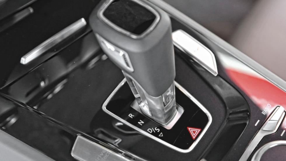 Audi TT offroad cambio