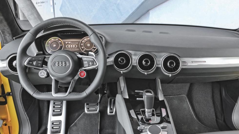 Audi TT offroad cuadro