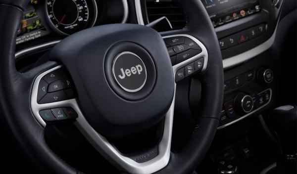 Jeep Cherokee 2014, volante
