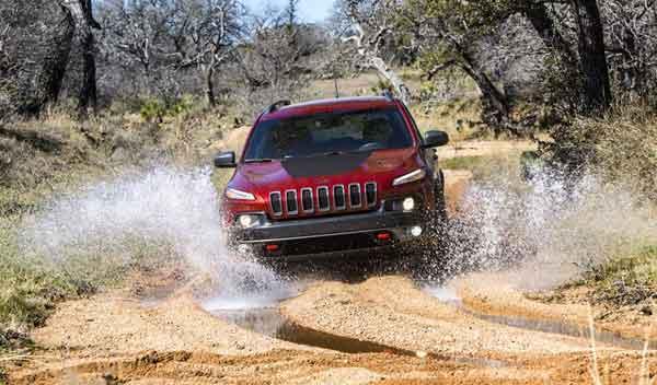 Jeep Cherokee 2014 delantera
