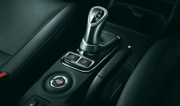 El Mitsubishi Outlander PHEV tiene un cambio muy similar al del Toyota Prius