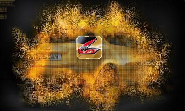 Nissan Juke 2014 trasera