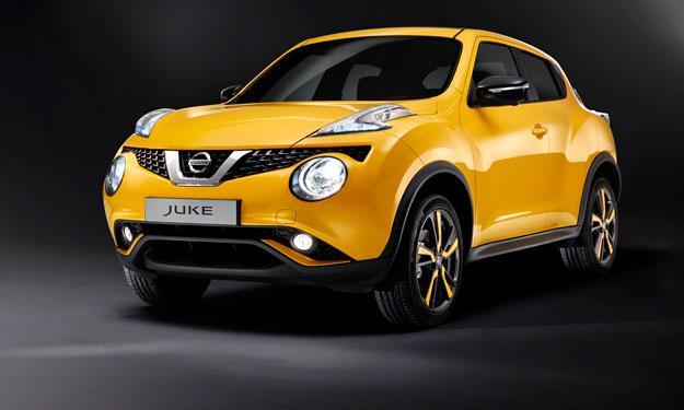 Nissan Juke 2014 delantera