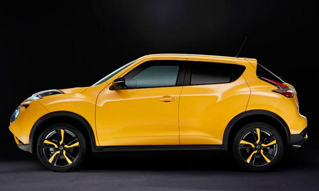 Nissan Juke 2014 lateral