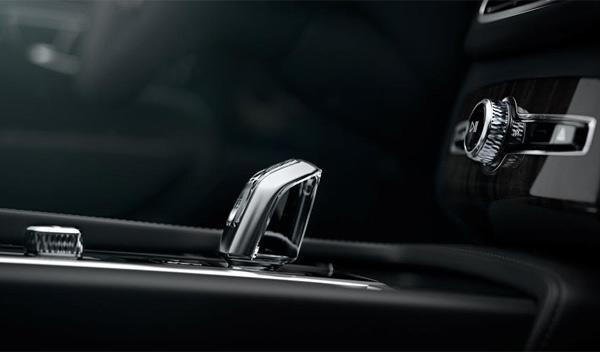 Volvo XC90 2014 interior cristal de Orrefors