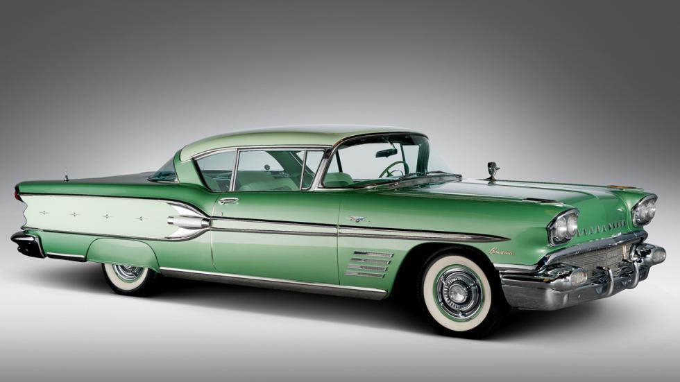 1958 Pontiac Boneville