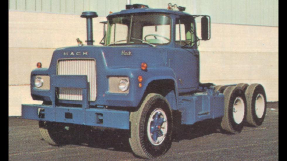 1969 Mack R600 Econodyne