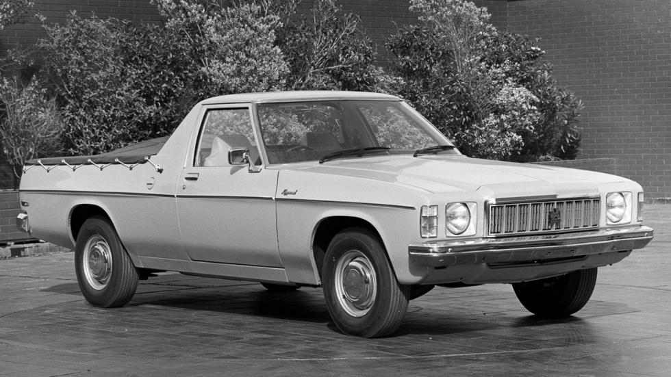 1976-1977 Holden HX UTE