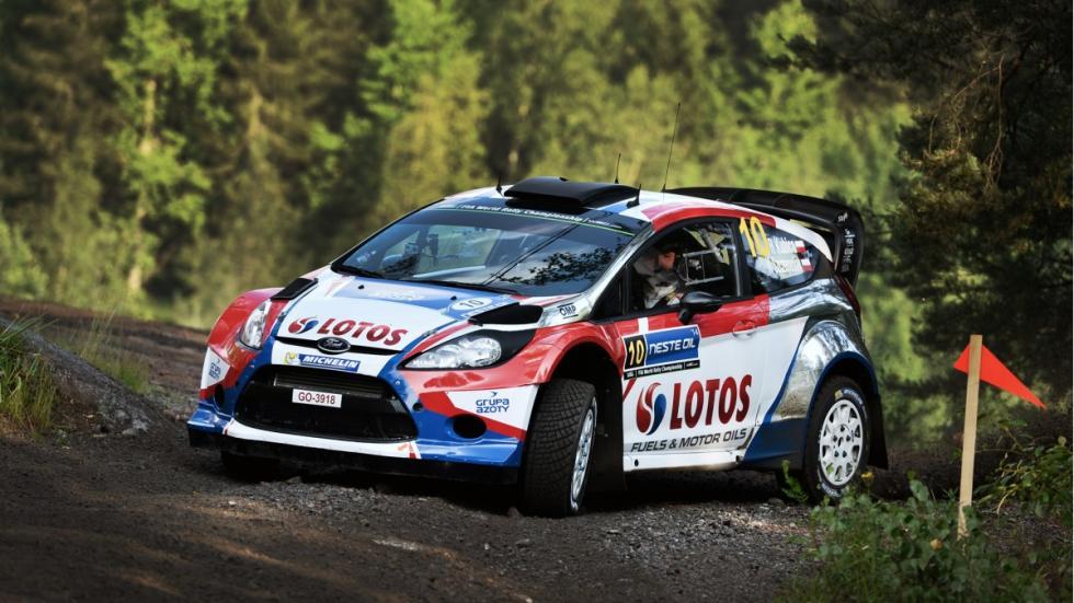Kubica-WRC-Ford