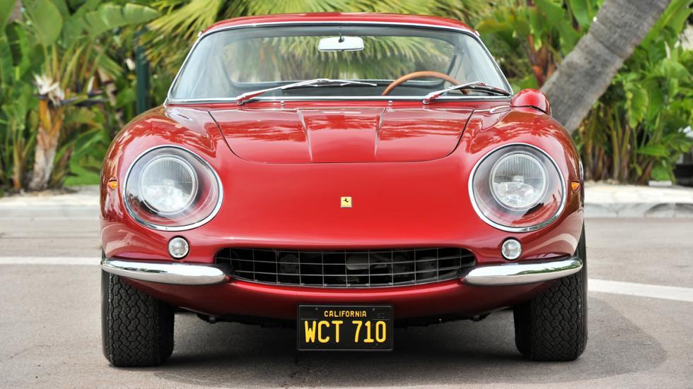 El Ferrari 275 GTB/4 de Steve McQueen, tal como era cuando lo conducía el actor