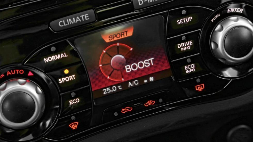 Nissan Juke 2014 climatizador