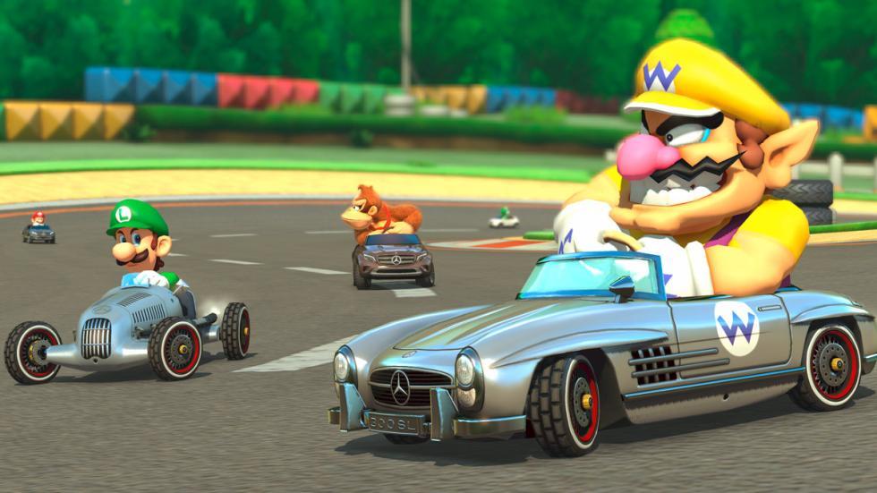 Enemigos de Mario Kart
