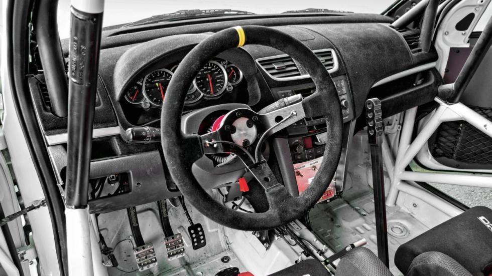 Suzuki Swift Sport Hayabusa interior