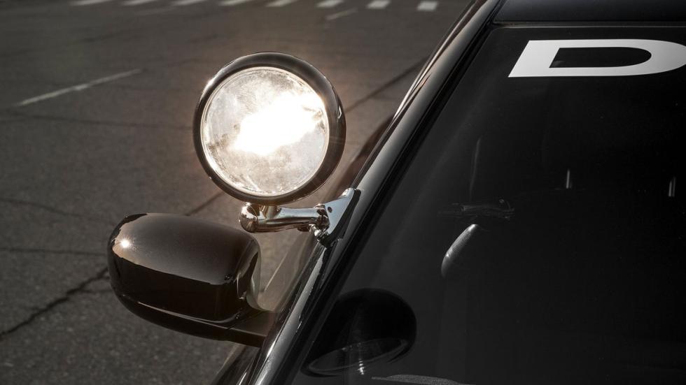Dodge Charger Pursuit faros