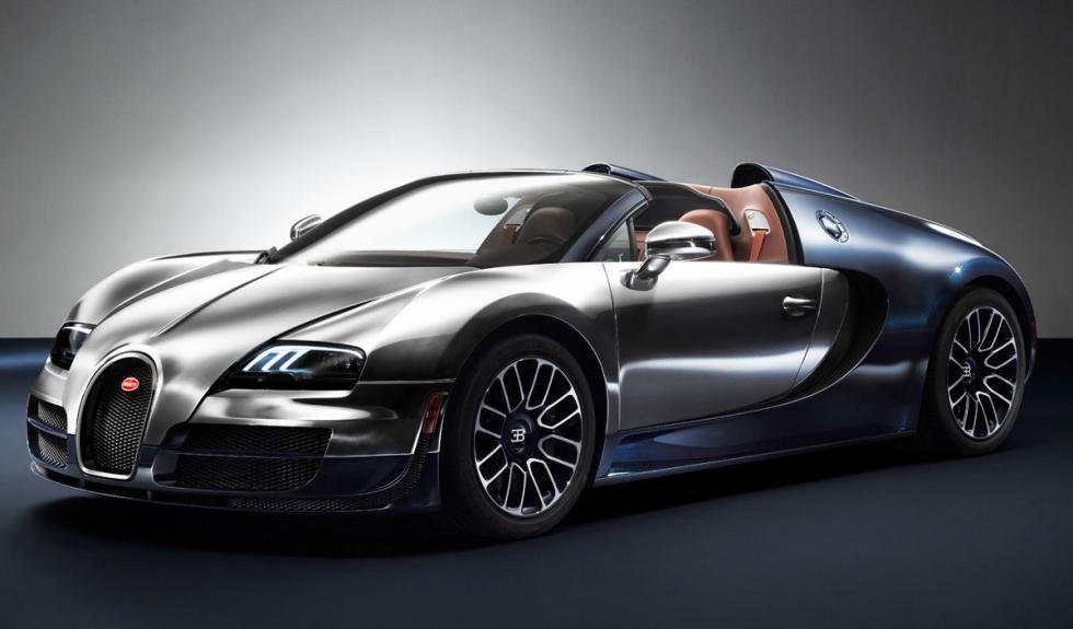 "Bugatti Veyron Edition ""Les Légendes de Bugatti"""