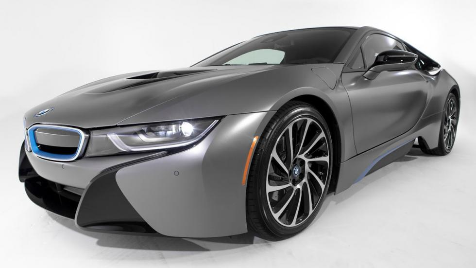 BMW i8 Concours d'Elegance Edition frontal
