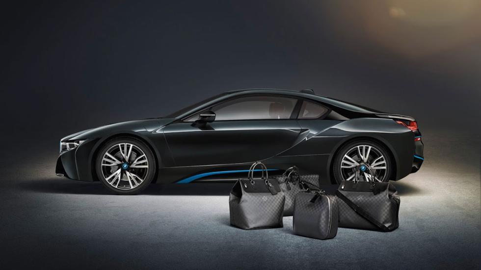 BMW i8 Concours d'Elegance Edition Louis Vuitton