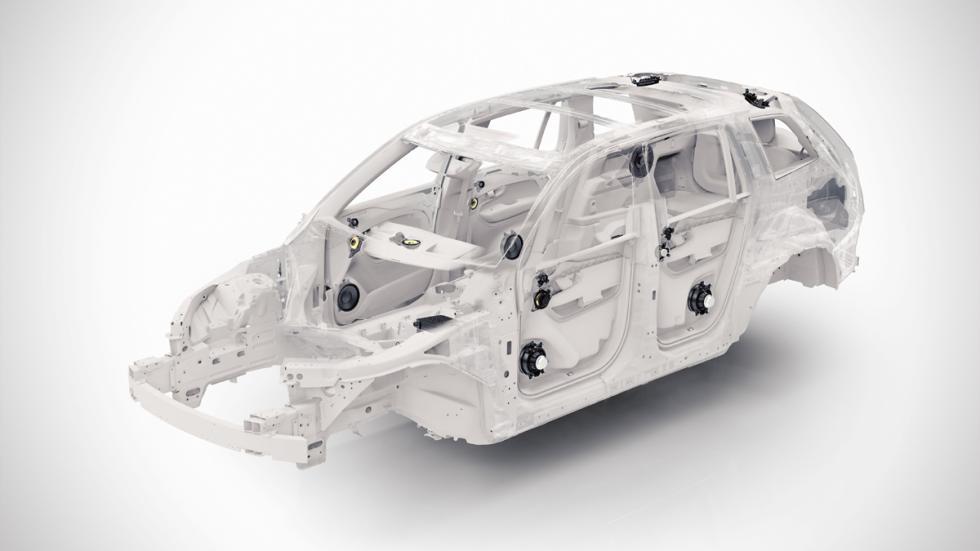 Volvo XC90 sonido