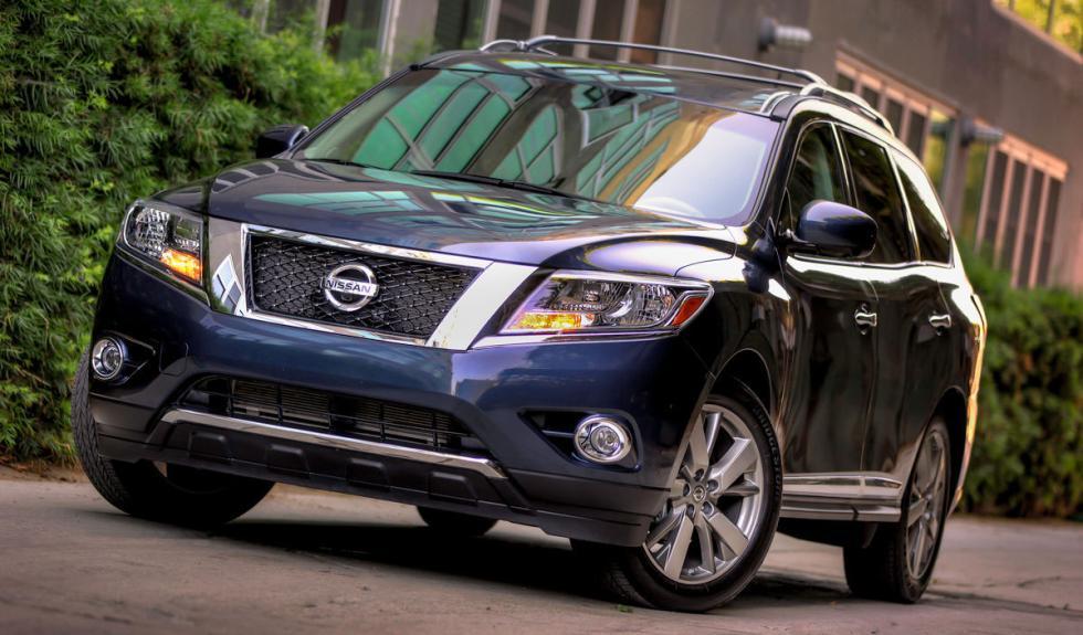 Nissan Pathfinder: