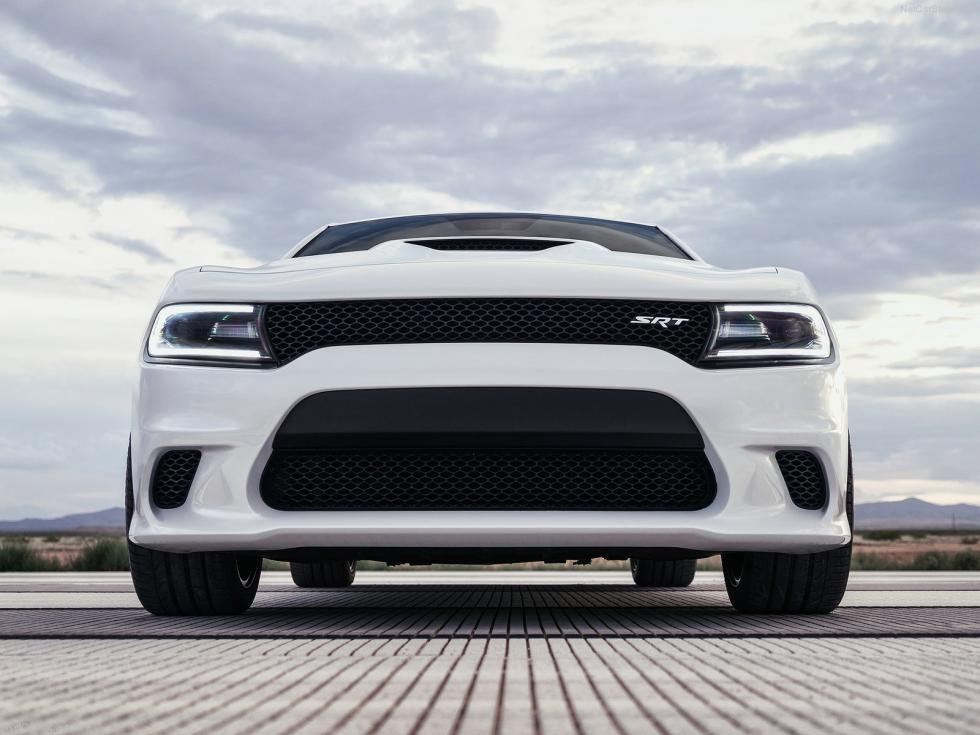 Dodge Charger SRT Hellcat 2015 foto frontal