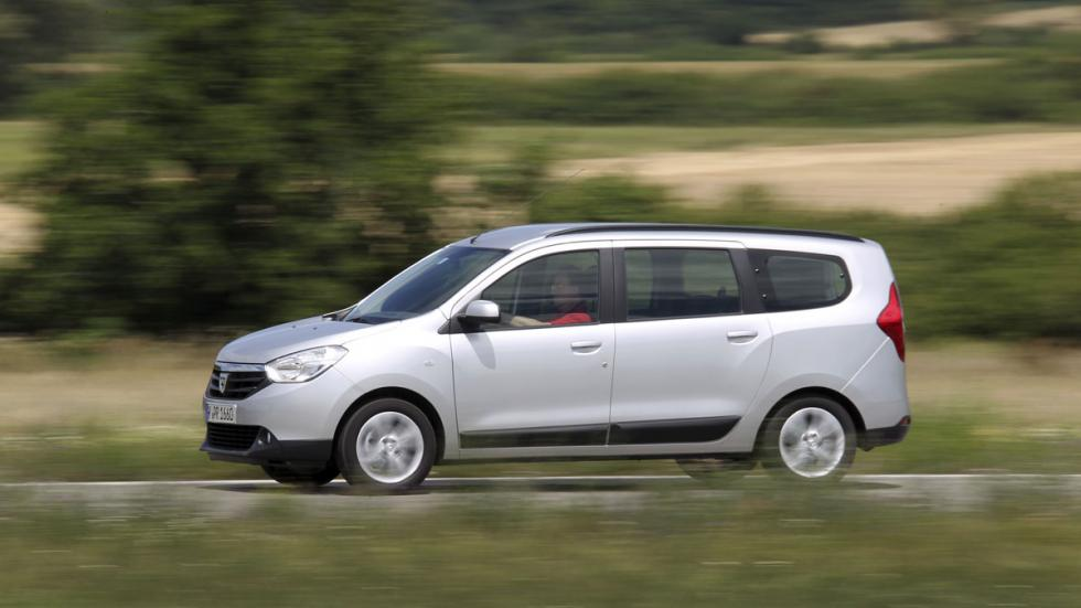 Dacia Lodgy GLP lateral