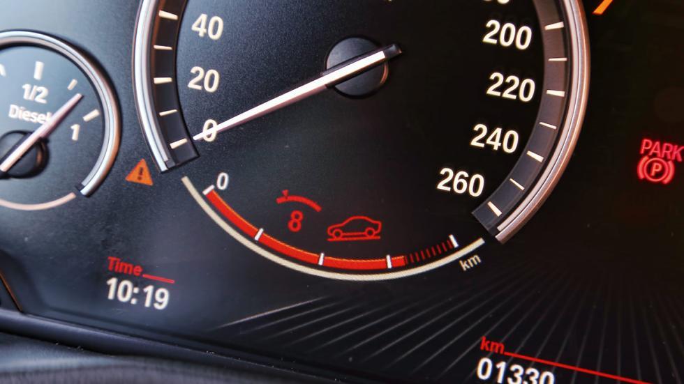Control de descenso del BMW X4