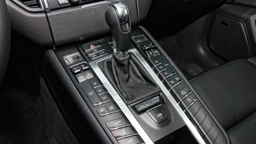 Cambio del Porsche Macan