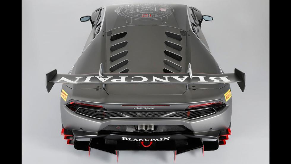 Lamborghini Huracan Super Trofeo - trasera