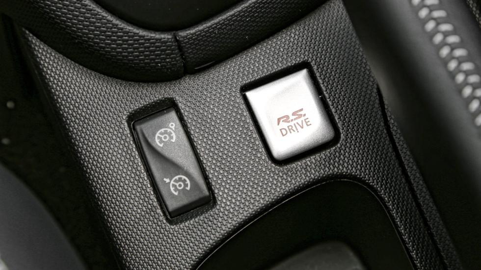 Detalle del Renault Clio RS Mónaco GP