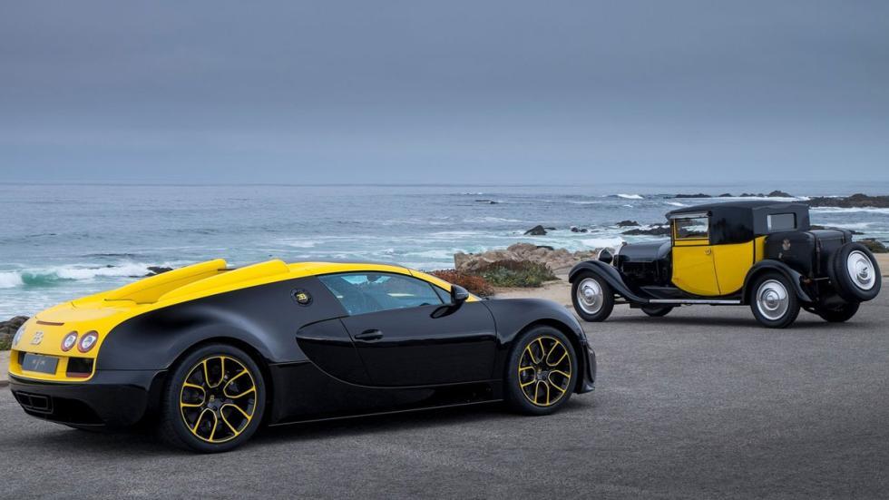 Bugatti Veyron Grand Sport Vitesse One of One type 44