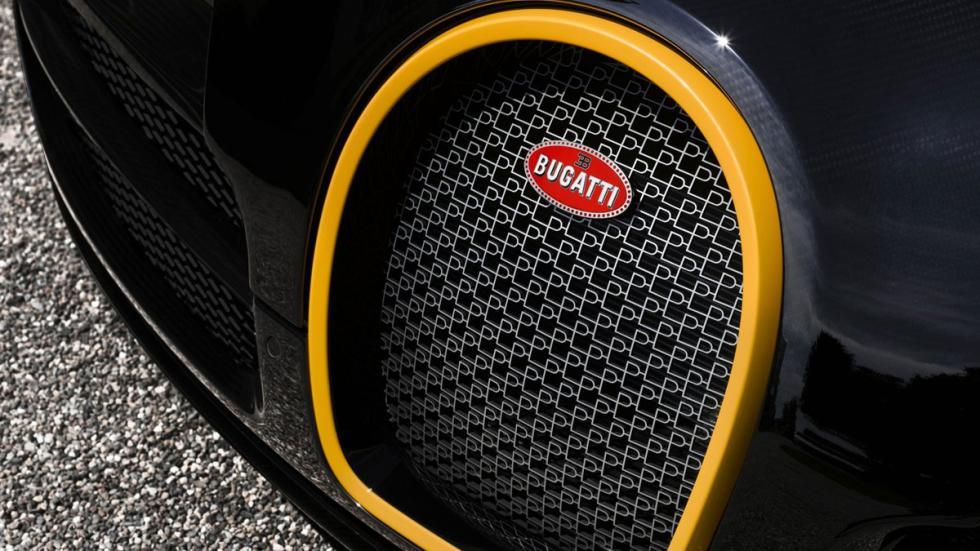 Bugatti Veyron Grand Sport Vitesse One of One parrilla