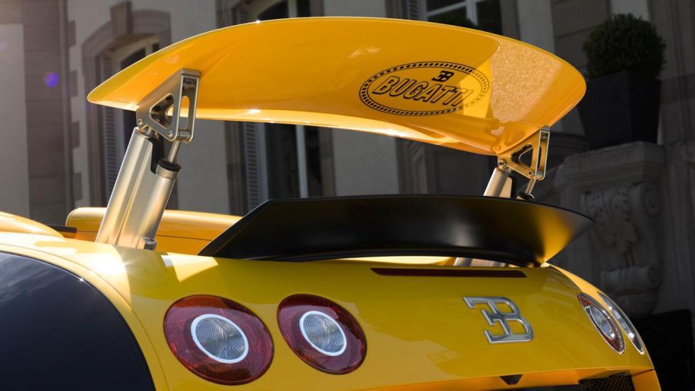 Bugatti Veyron Grand Sport Vitesse One of One alerón
