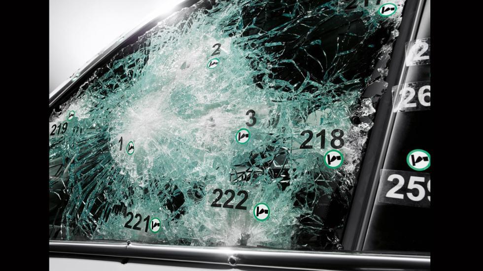 BMW X5 Security Plus - ventanilla