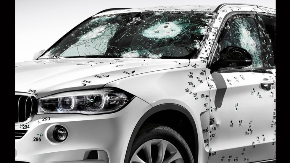 BMW X5 Security Plus - Pilar A