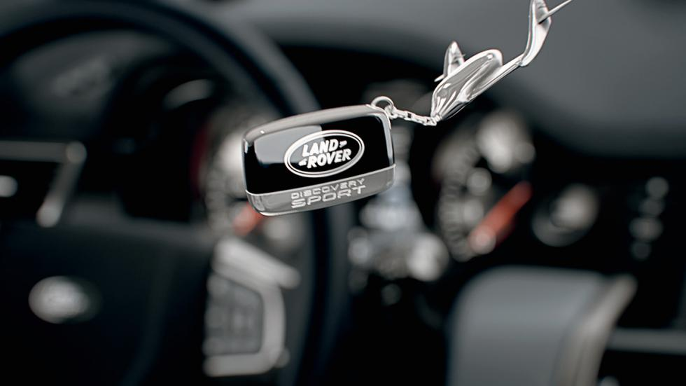 Land Rover Discovery Sport llave salpicadero