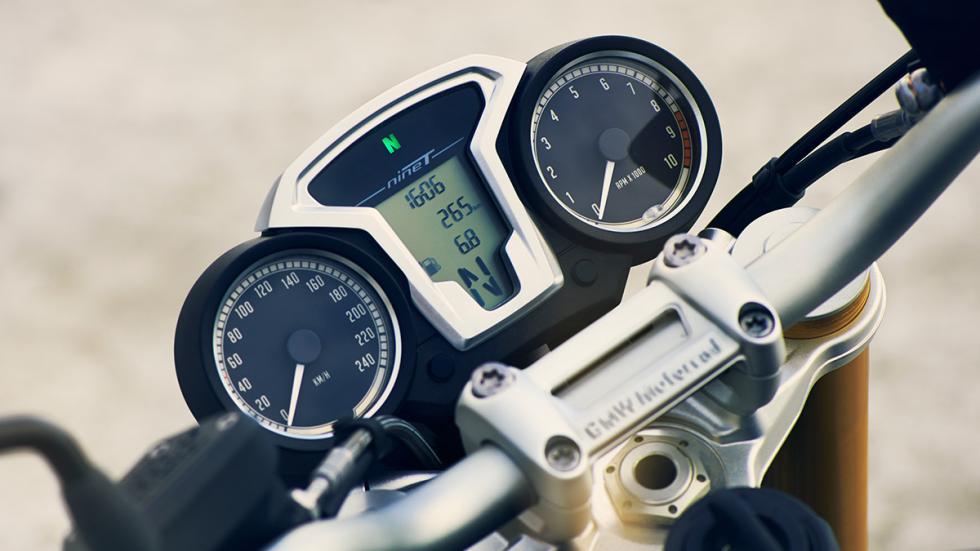 BMW R nineT relojes