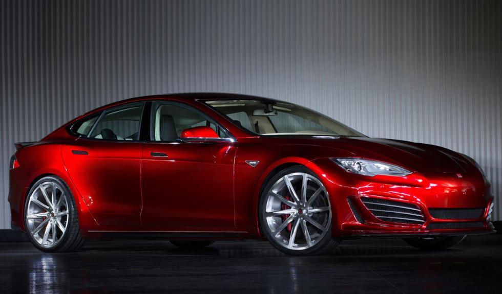 Saleen Tesla S