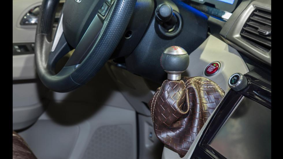 Honda Odyssey palanca de cambios