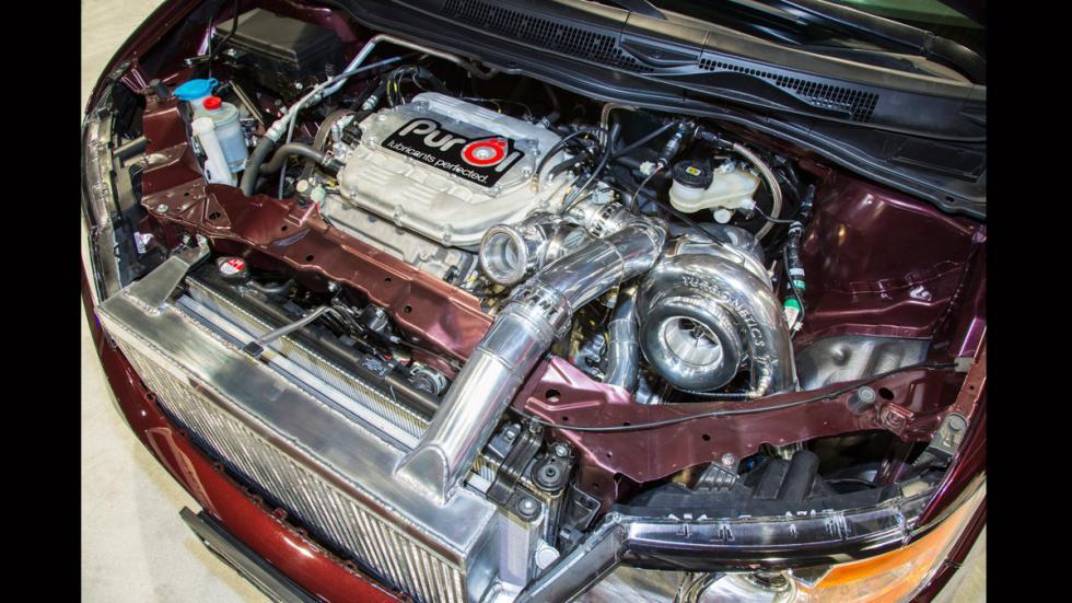 Honda Odyssey motor