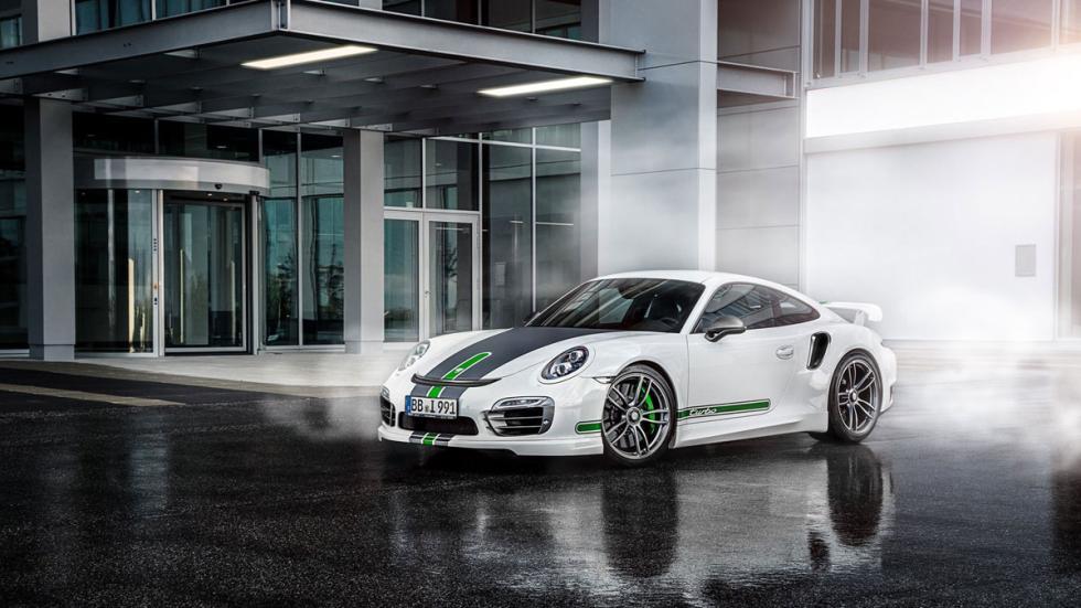 Porsche 911 Turbo Techart