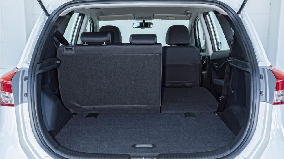 Hyundai ix20 maletero