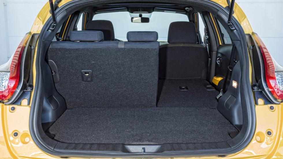 Nissan Juke maletero