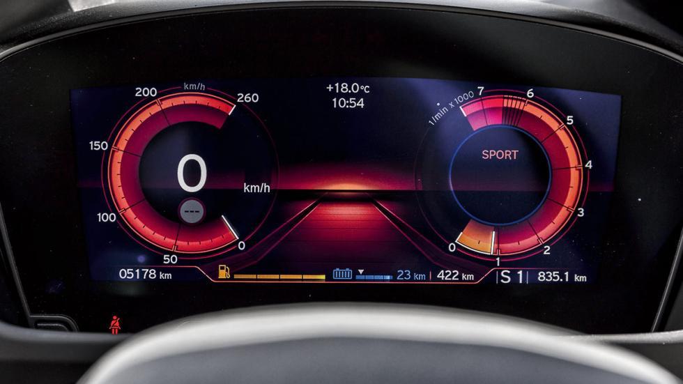BMW i8 pantalla