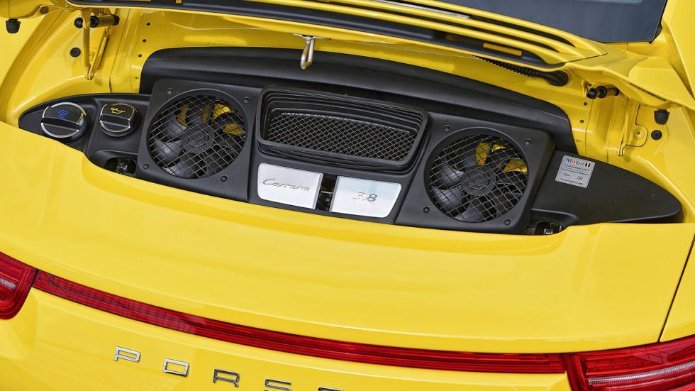 Porsche 911 motor