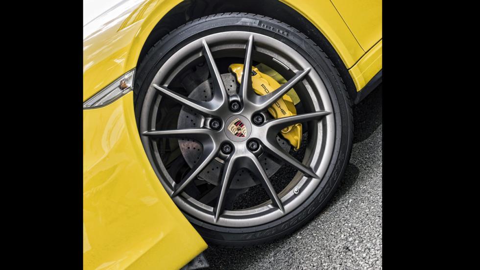 Porsche 911 frenos ceramicos