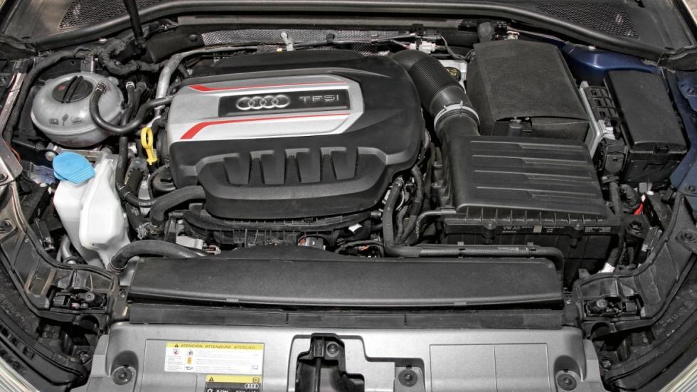 Audi S3 2014 motor